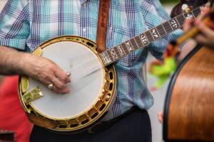 Berea Craft Festival Banjo