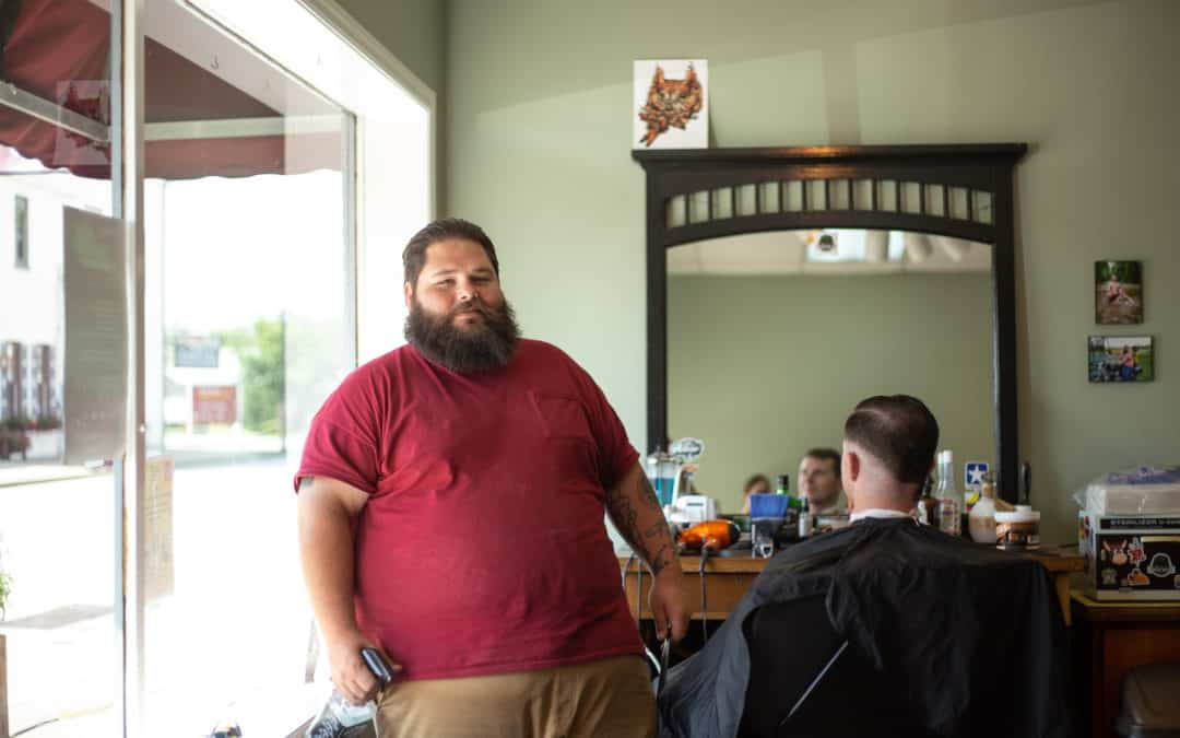 Business Spotlight: The Twisted Willow Barber Shop