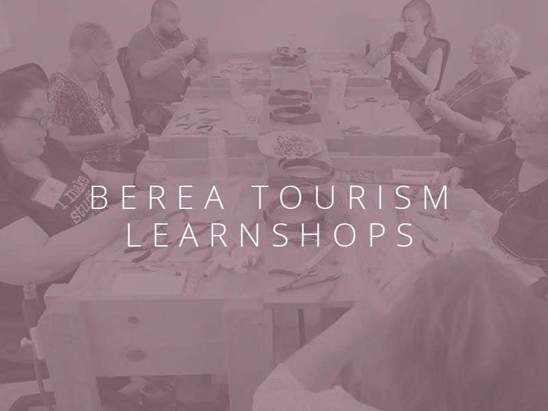 Berea Tourism Learnshops