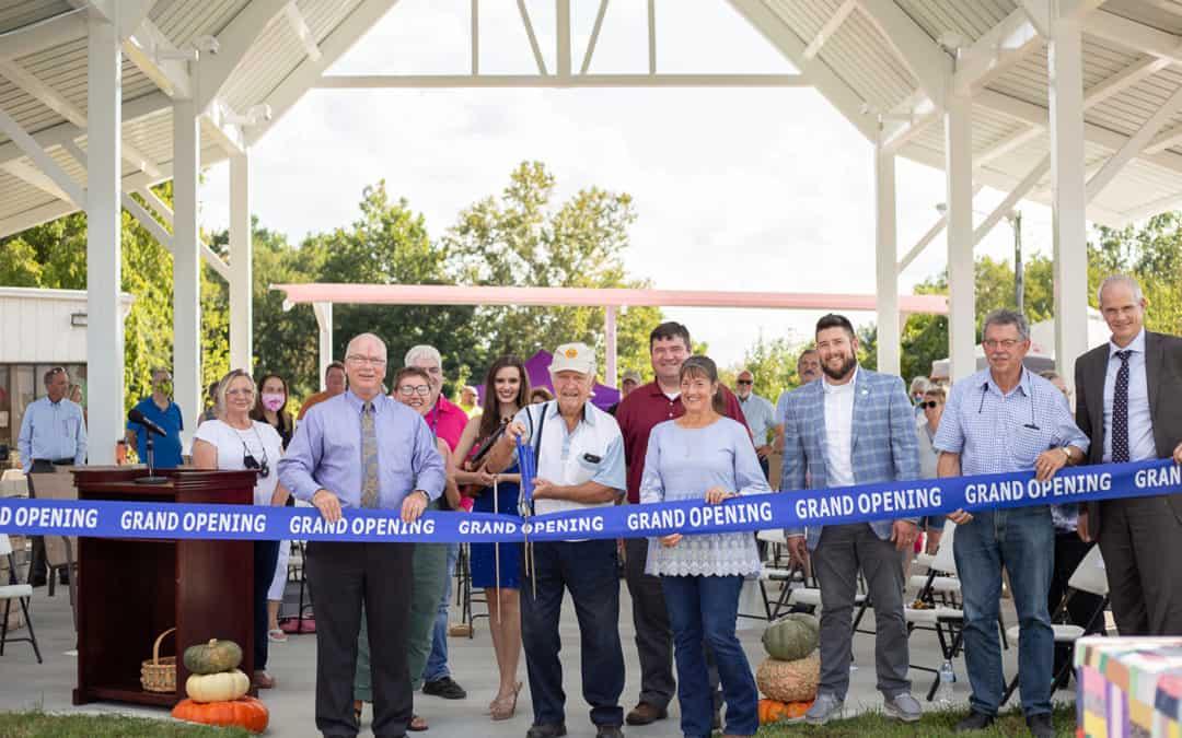Berea Celebrates Chestnut Street Pavilion Grand Opening