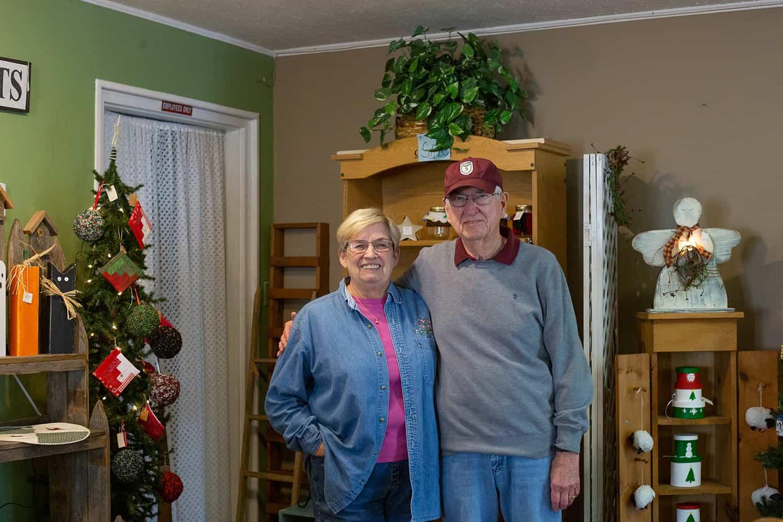 Connie and Tony Adams, The Family Tree