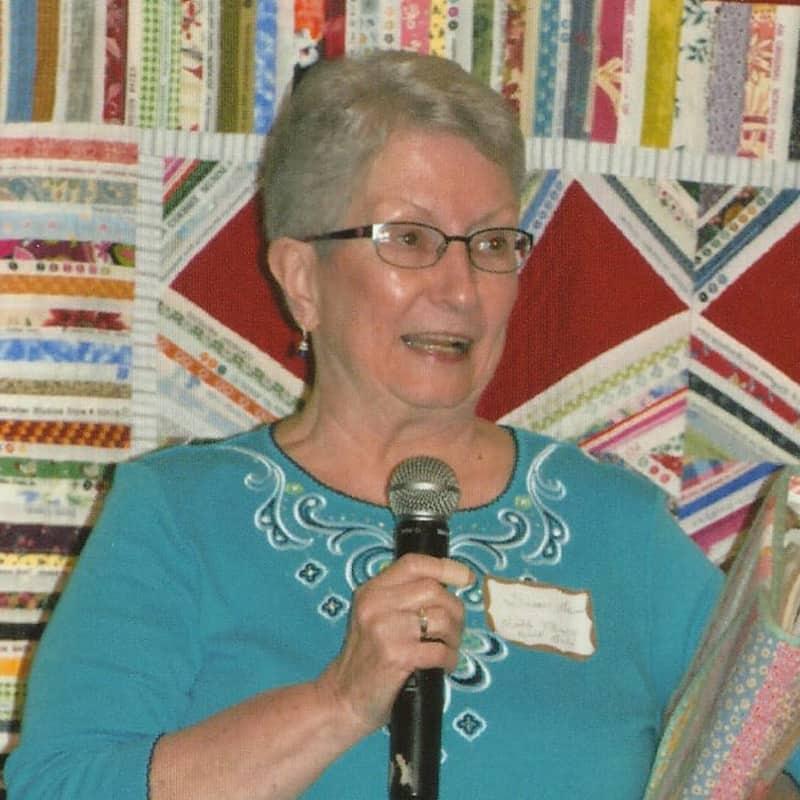 Susan Goins Instructor Headshot